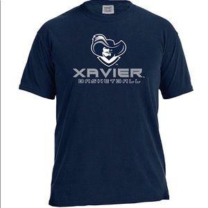 Xavier Musketeers Basketball Energy Tee NWT M